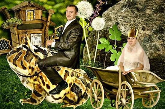 عکسهای عروسی عجیب,اخبار جالب,خبرهای جالب,خواندنی ها و دیدنی ها
