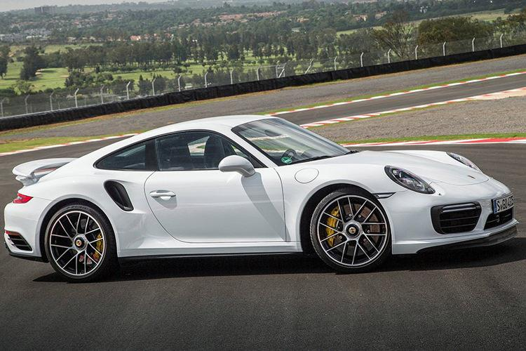 پورشه 911 توربو S,اخبار خودرو,خبرهای خودرو,مقایسه خودرو