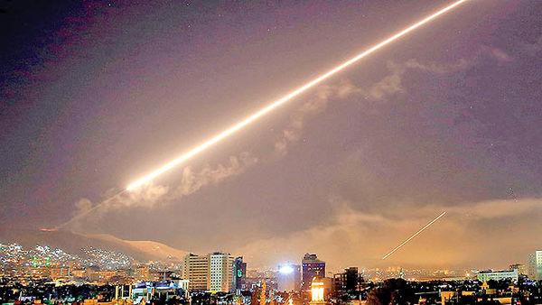 حمله موشکی,اخبار اقتصادی,خبرهای اقتصادی,نفت و انرژی