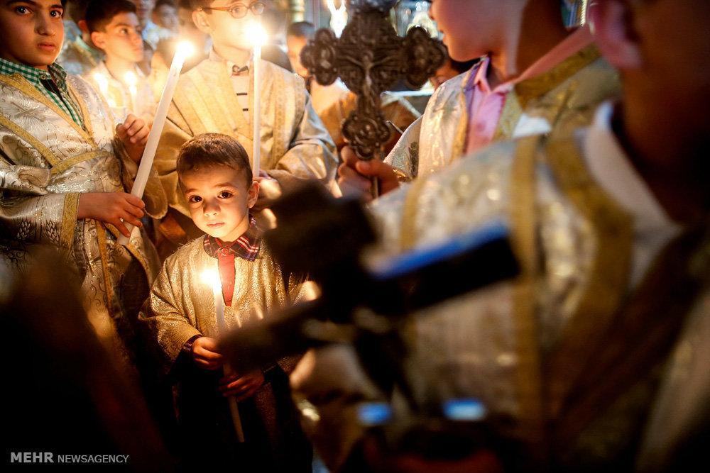 عکس جشن عید در نقاط مختلف جهان,تصاویرجشن عید در نقاط مختلف جهان,عکس جشن عید