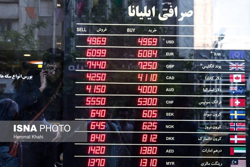 تصاویر بازار ارز تهران فروردین 97,عکسهای تک نرخی شدن دلار,عکس های قیمت دلار در بازار