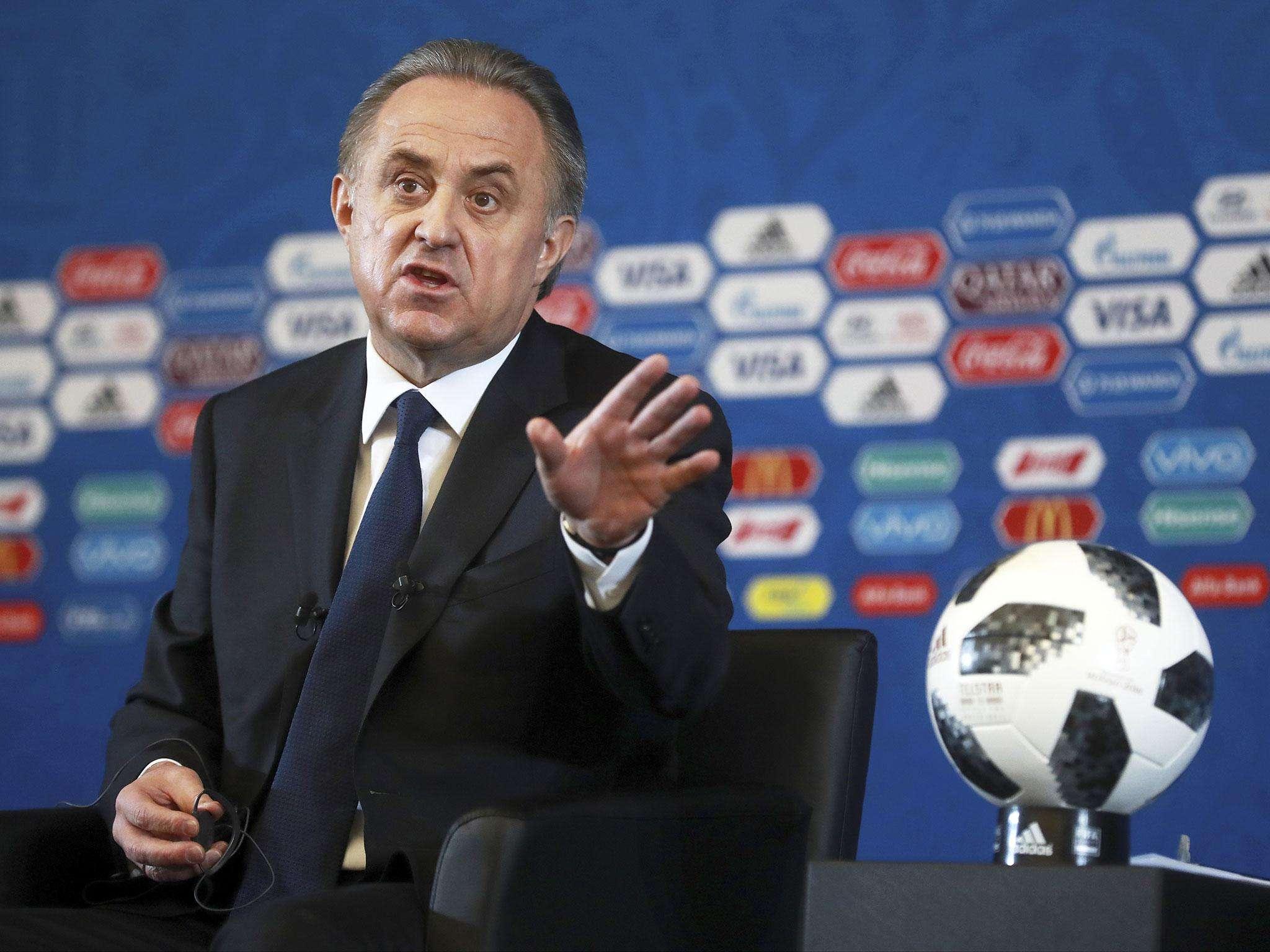 ویتالی موتکو,اخبار فوتبال,خبرهای فوتبال,جام جهانی