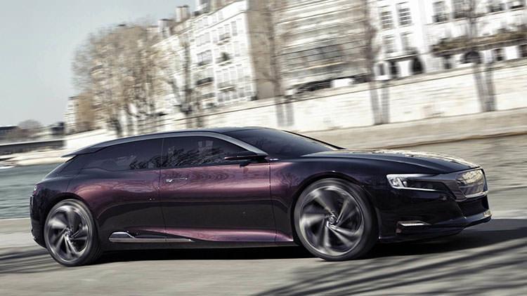 خودرو فرانسوی DS 8,اخبار خودرو,خبرهای خودرو,مقایسه خودرو