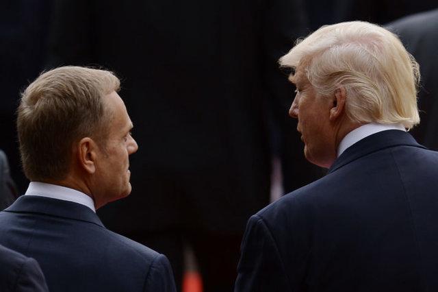 دونالد تاسک و دونالد ترامپ,اخبار سیاسی,خبرهای سیاسی,اخبار بین الملل