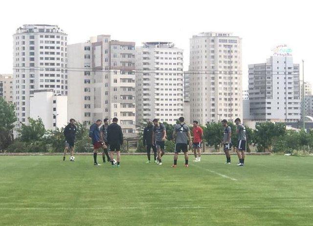 تمرین تیم ملی فوتبال ایران,اخبار فوتبال,خبرهای فوتبال,فوتبال ملی