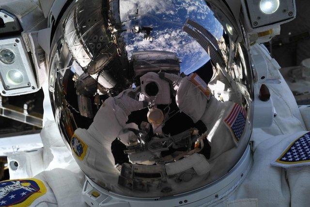 فضانورد ناسا,اخبار علمی,خبرهای علمی,نجوم و فضا