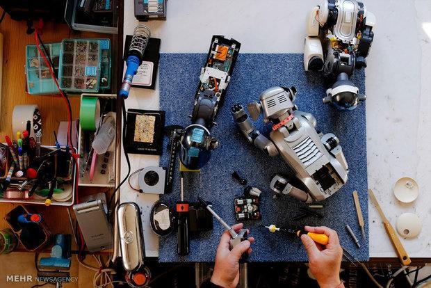 ربات های ژاپنی