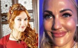 عکس چهره ی جدید خرم سلطان,تصاویرچهره ی جدید خرم سلطان,عکس چهره ی جدید مریم اوزرلی