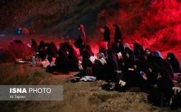 عکس مراسم احیای شب نوزدهم,تصاویرمراسم احیای شب نوزدهم,عکس مراسم احیا در تهران