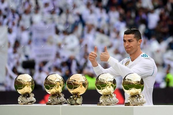 توپ طلا رونالدو,اخبار فوتبال,خبرهای فوتبال,اخبار فوتبال جهان