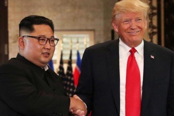 ترامپ و کیم جونگ اون,اخبار سیاسی,خبرهای سیاسی,اخبار بین الملل
