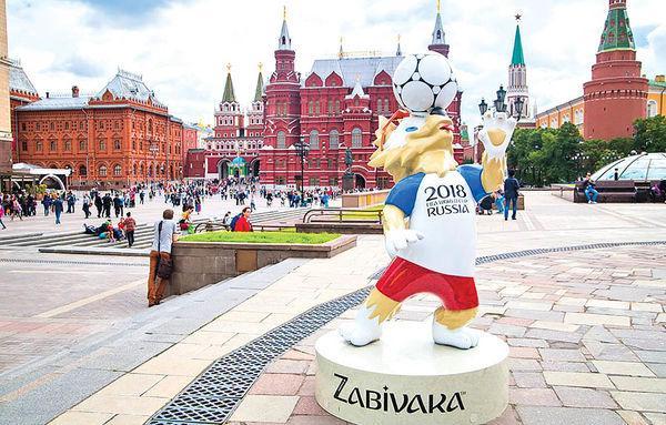 جام جهانی 2018 روسیه,اخبار اجتماعی,خبرهای اجتماعی,محیط زیست
