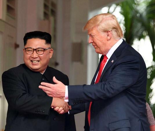 ترامپ وکیم جونگ اون,اخبار سیاسی,خبرهای سیاسی,سیاست خارجی