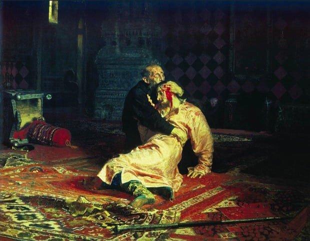 نقاشی ایوان مخوف,اخبار هنرهای تجسمی,خبرهای هنرهای تجسمی,هنرهای تجسمی