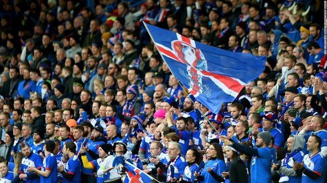هواداران ایسلند,اخبار فوتبال,خبرهای فوتبال,جام جهانی