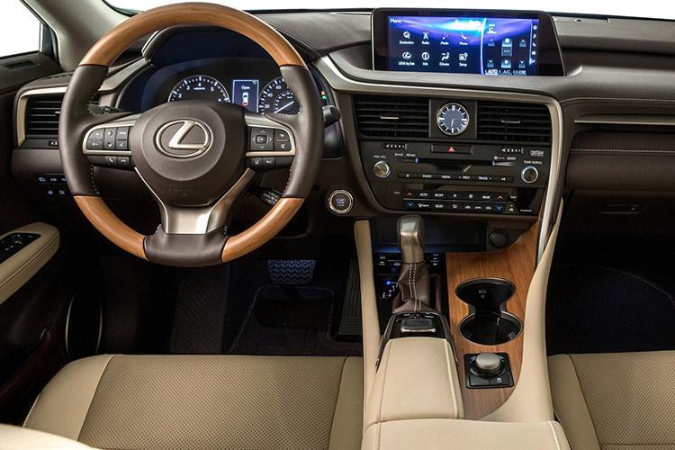 لکسوس RX 350L مدل ۲۰۱۸,اخبار خودرو,خبرهای خودرو,مقایسه خودرو