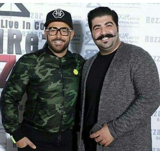 بهنام بانی و محمدرضا گلزار,اخبار صدا وسیما,خبرهای صدا وسیما,رادیو و تلویزیون