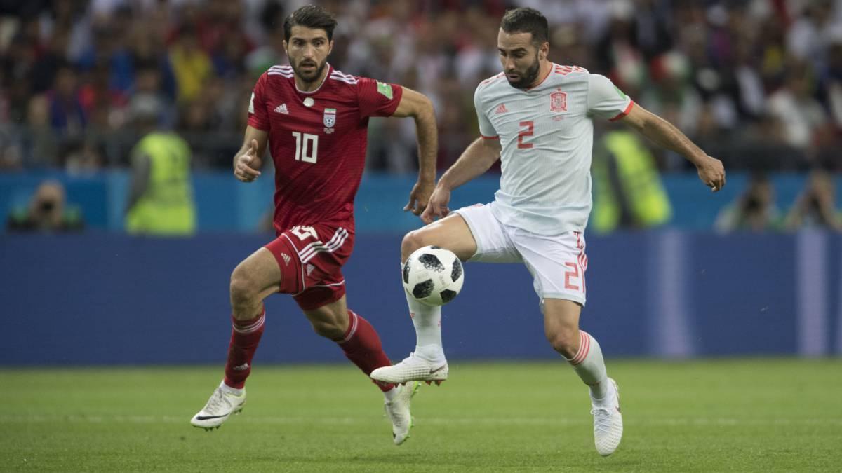 دیدار تیم ملی ایران واسپانیا,اخبار فوتبال,خبرهای فوتبال,فوتبال ملی