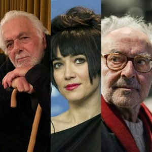 ژان لوک گدار و ابراهیم گلستان,اخبار فیلم و سینما,خبرهای فیلم و سینما,سینمای ایران
