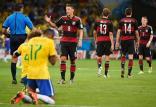 فوتبال برزیل و آلمان,اخبار فوتبال,خبرهای فوتبال,نوستالژی