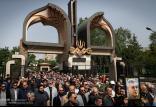 مراسم تشییع مصطفی موسوی,اخبار صدا وسیما,خبرهای صدا وسیما,رادیو و تلویزیون