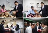 بازدید از بیمارستان ها,اخبار پزشکی,خبرهای پزشکی,بهداشت