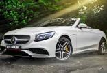 خودرو مرسدس بنز AMG S63,اخبار خودرو,خبرهای خودرو,مقایسه خودرو
