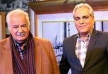 ناصر ملک مطیعی در برنامه دورهمی,اخبار صدا وسیما,خبرهای صدا وسیما,رادیو و تلویزیون
