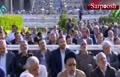 توهین میثم مطیعی به رئیس جمهور در نماز عید فطر