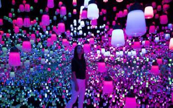 تصاویر موزه دیجیتالی ژاپن،عکسهای موزه فناوری دیجیتال در ژاپن,عکس های موزه دیجیتالی در ژاپن