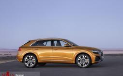 تصاویر محصول جدید شرکت آئودی,عکس های رونمایی از محصول آئودی,تصاویر خودرو جدید آئودی