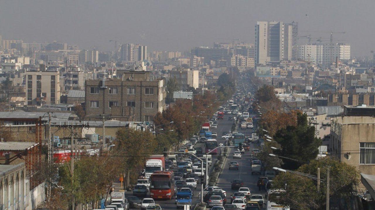 کیفیت هوای تهران,اخبار اجتماعی,خبرهای اجتماعی,محیط زیست
