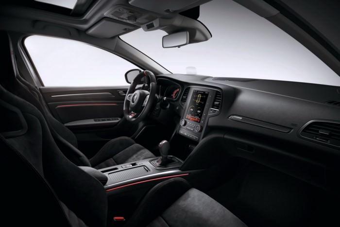 خودرو رنو مگان RS ترافی,اخبار خودرو,خبرهای خودرو,مقایسه خودرو