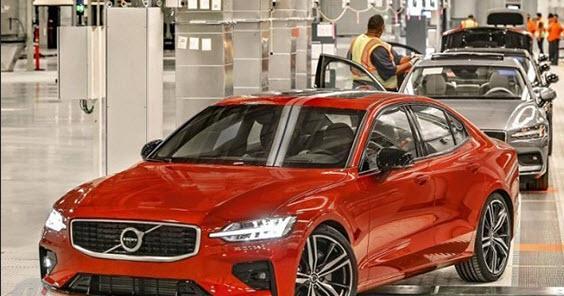 خودرو ولوو S 60,اخبار خودرو,خبرهای خودرو,مقایسه خودرو