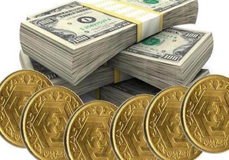 سکه و دلار 97/04/13,اخبار طلا و ارز,خبرهای طلا و ارز,طلا و ارز