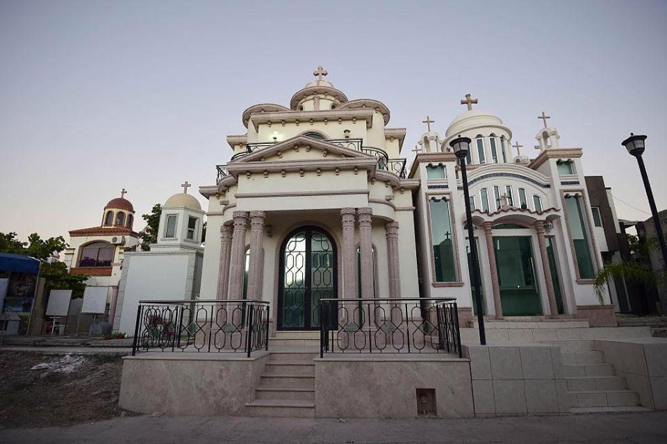 گورستان مجلل در مکزیک,اخبار جالب,خبرهای جالب,خواندنی ها و دیدنی ها