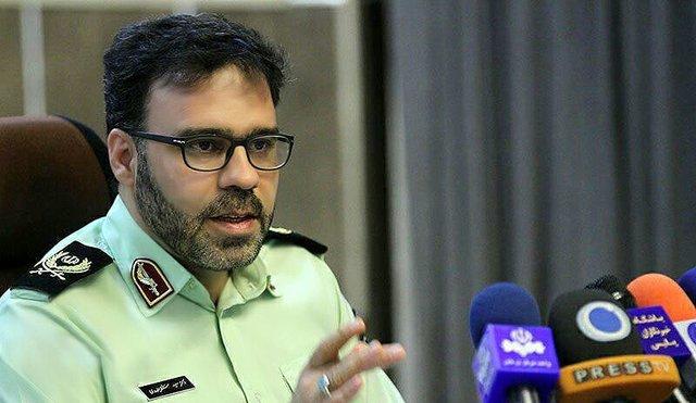 سردار سعید منتظرالمهدی,اخبار اجتماعی,خبرهای اجتماعی,حقوقی انتظامی