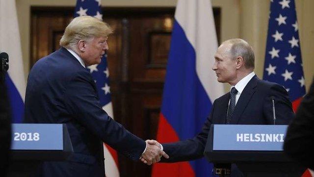 پوتین و ترامپ,اخبار سیاسی,خبرهای سیاسی,اخبار بین الملل