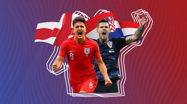 دیدار تیم ملی کرواسی و انگلیس,اخبار فوتبال,خبرهای فوتبال,جام جهانی