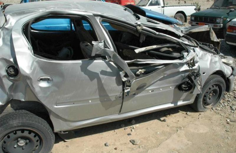 تصادف در جاده کرج - چالوس,اخبار حوادث,خبرهای حوادث,حوادث