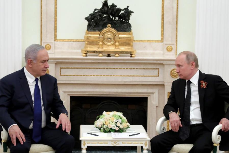 نتانیاهو و پوتین,اخبار سیاسی,خبرهای سیاسی,سیاست خارجی