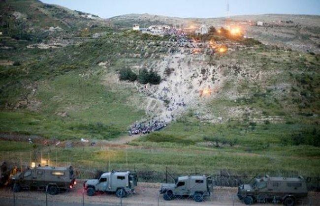 حمله اسرائیل به بلندی های جولان,اخبار سیاسی,خبرهای سیاسی,خاورمیانه