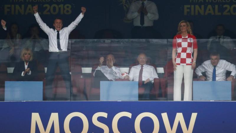 فینال جام جهانی 2018 روسیه,اخبار فوتبال,خبرهای فوتبال,جام جهانی