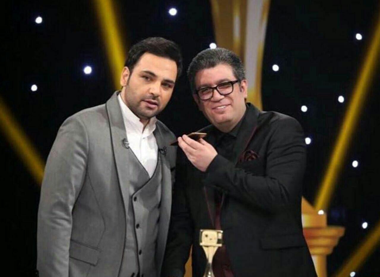 احسان علیخانی و رضا رشیدپور,اخبار صدا وسیما,خبرهای صدا وسیما,رادیو و تلویزیون