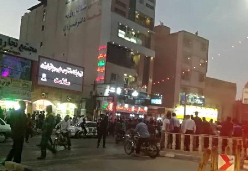 درگیری شهروندان خرمشهری با ماموران انتظامی,اخبار سیاسی,خبرهای سیاسی,دفاع و امنیت