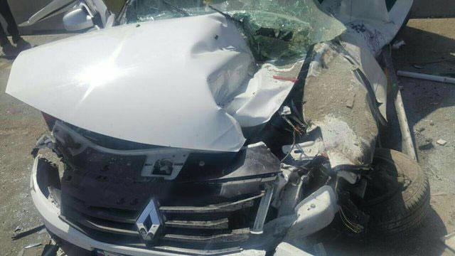 حادثه رانندگی,اخبار سیاسی,خبرهای سیاسی,دفاع و امنیت