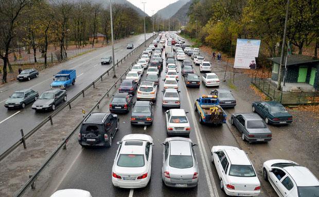وضعیت ترافیک جاده,اخبار اجتماعی,خبرهای اجتماعی,حقوقی انتظامی