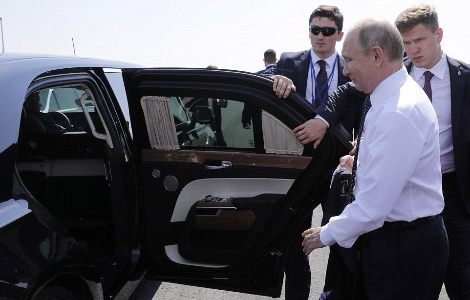 لیموزین مخصوص پوتین,اخبار سیاسی,خبرهای سیاسی,سیاست