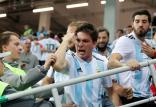 جریمه تیم فوتبال آرژانتین,اخبار فوتبال,خبرهای فوتبال,جام جهانی