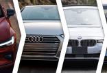مقایسه خودرو ولوو S60,اخبار خودرو,خبرهای خودرو,مقایسه خودرو